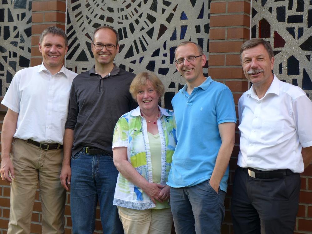 Vorstand Förderverein