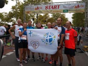 Laufen mit Herz 2015 - Bühler Läufer/Innen am Start